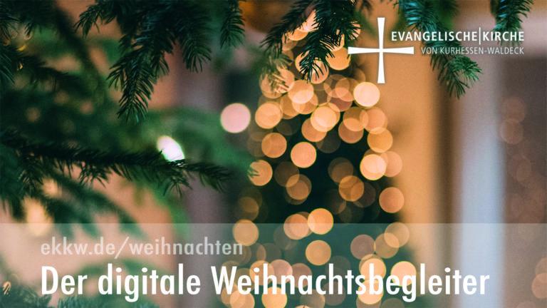 Digitaler Weihnachtsbegleiter