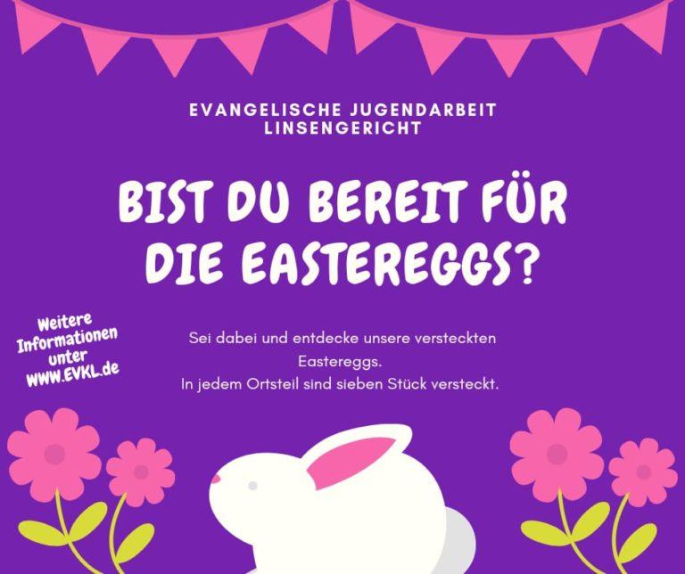 Bist du bereit für die Eastereggs?