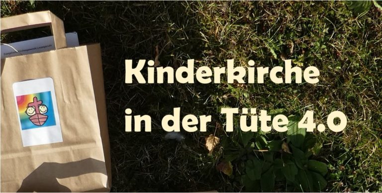 Kinderkirche in der Tüte 4.0